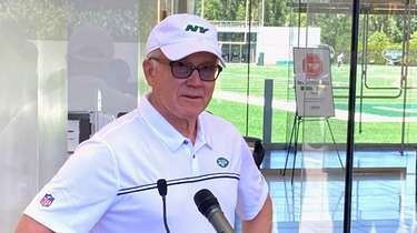 New York Jets owner and chairman Woody Johnson