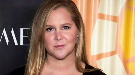 Amy Schumer attends The Charlize Theron Africa Outreach