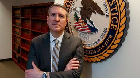 Mark Lesko, acting U.S. Attorney for the Eastern