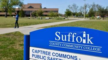 Suffolk County Community College has proposed tuition of