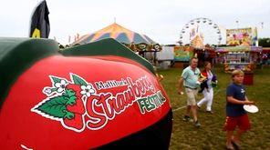 The Mattituck Lions Club Strawberry Festival returns, an