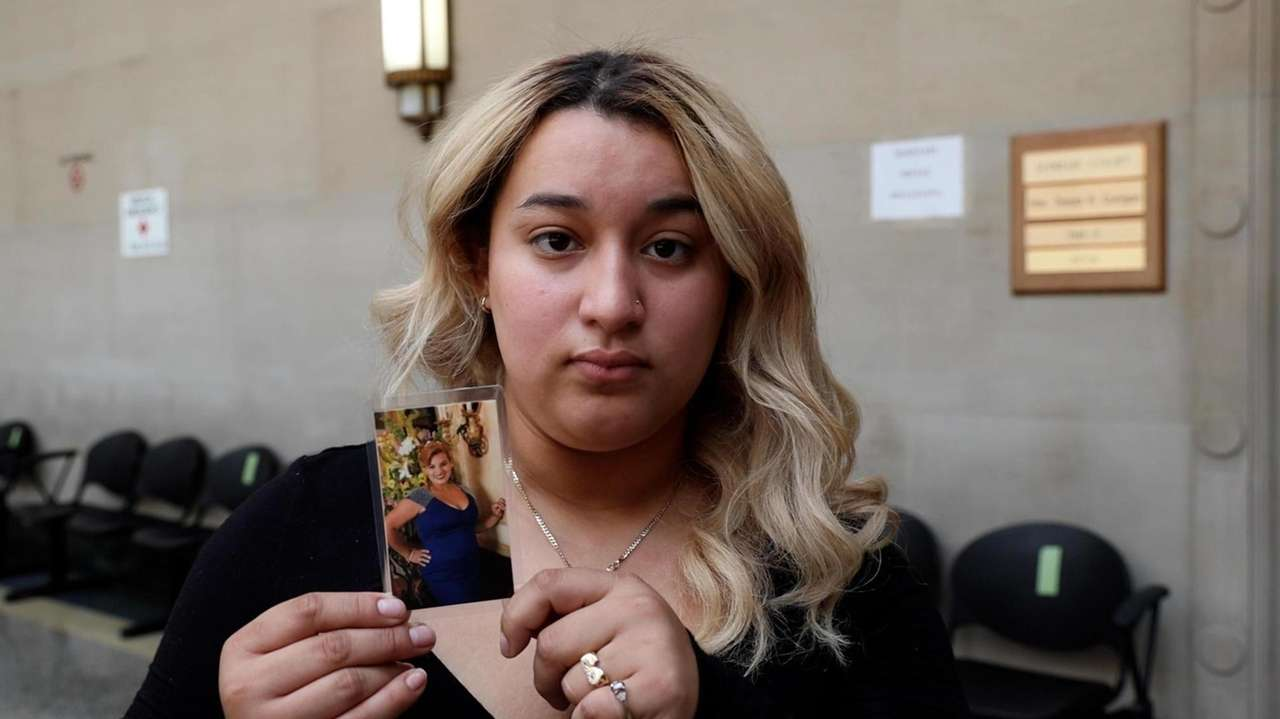 Emotions boiled over in a Mineola courtroom on