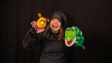 Liz Joyce, a Long Island puppeteer, explains where