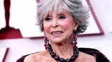Rita Moreno said of her intial defense of