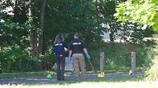 On Thursday, Suffolk County Police Homicide Squad detectives