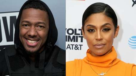 Nick Cannon and Abby De La Rosa welcomed