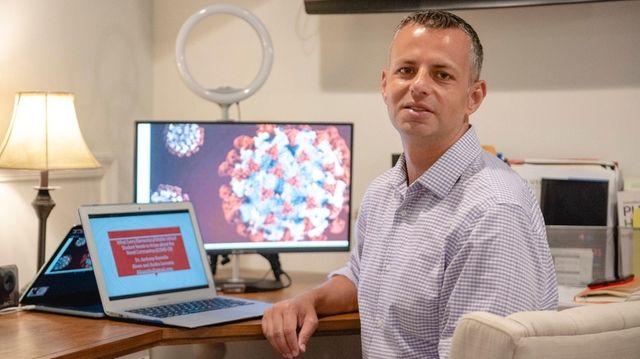 Anthony Santella, an associate professor of health professions