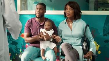 Kevin Hart, Alfre Woodard and Philippe Bosse in