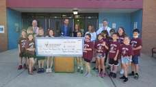 Park View Elementary School's third grade student council