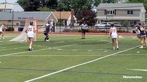 Garden City defeated West Babylon, 14-5, to win