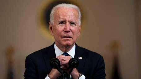 President Joe Biden is expected to comment on