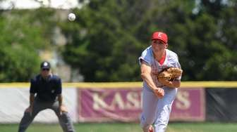 John Rizzo Jr. of East Islip aims for