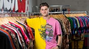 23-year-old Paul Miano spent the past year building