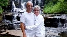 Lou and Nancy Cecere of Amityville in upstate
