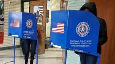 Party primaries will take place on Tuesday in
