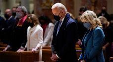 President-elect Joe Biden and his wife, Jill Biden,