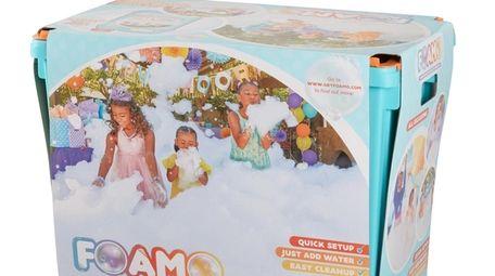 FOAMO foam maker; $184.99 at littletikes.com.