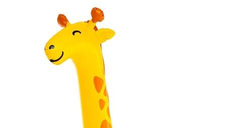 Ginormous Giraffe Yard Sprinkler; $69.99 at bigmouthinc.com.