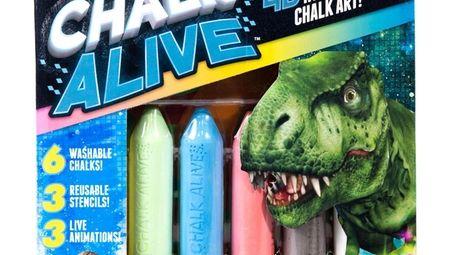 Chalk Alive; $4.97 at walmart.com.