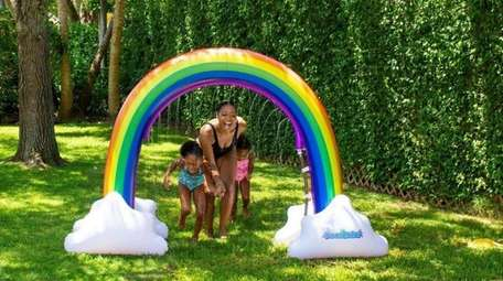 This summer is the rainbow after the storm