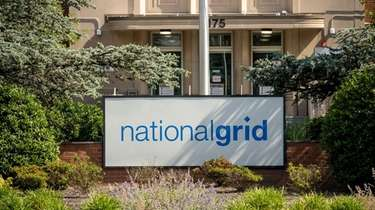 National Grid Headquarters. 175 E. Old Country Rd.