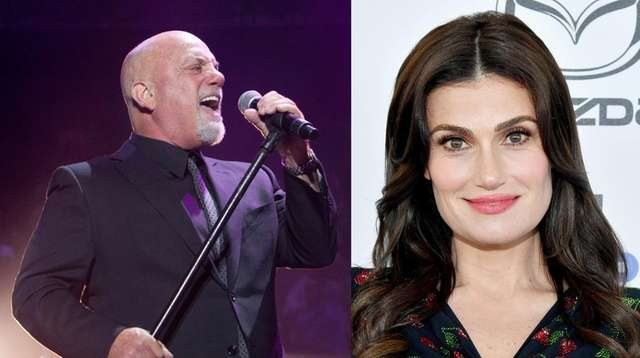 Billy Joel and Idina Menzel are among the