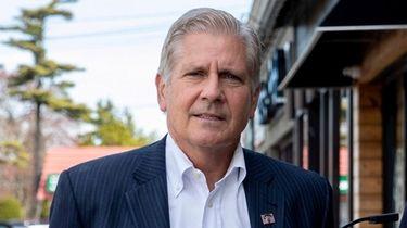 Hempstead Town Councilman Bruce Blakeman accused Nassau County