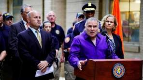 Nassau County officials on Tuesday announced that