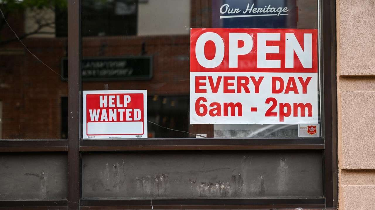 LIunemployment rate dips below 5% for first time since shutdowns
