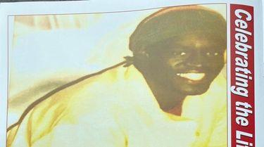 A photo of Jamel Floyd, a Hempstead man