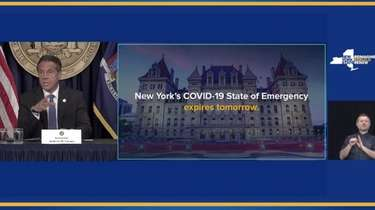 On Wednesday, Governor Andrew M. Cuomo announced he
