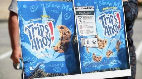 Elected officials, outraged over cannabis cookiesthey said were