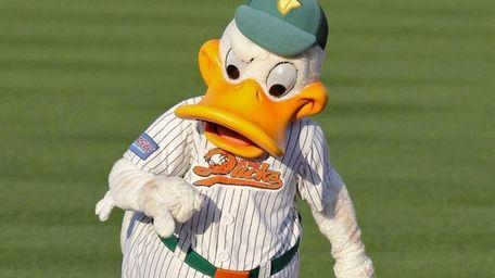 Long Island Ducks take on the Camden Riversharks