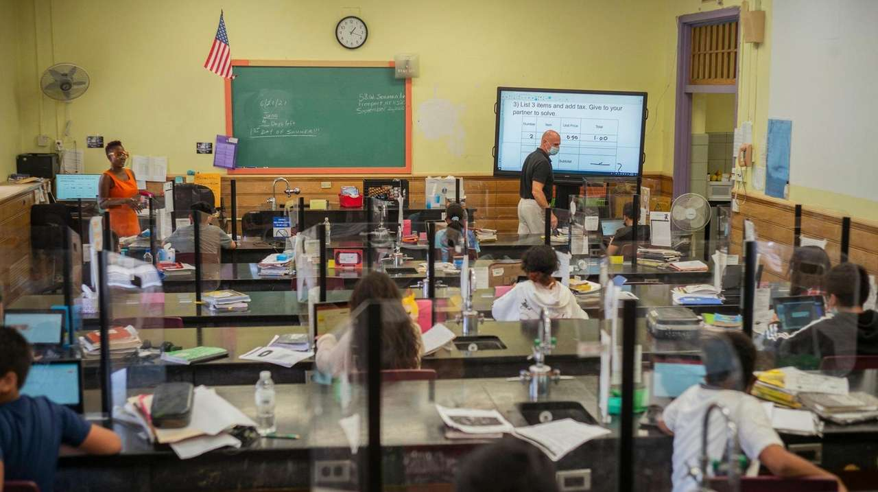 Administrators, students and parents talk about the positives