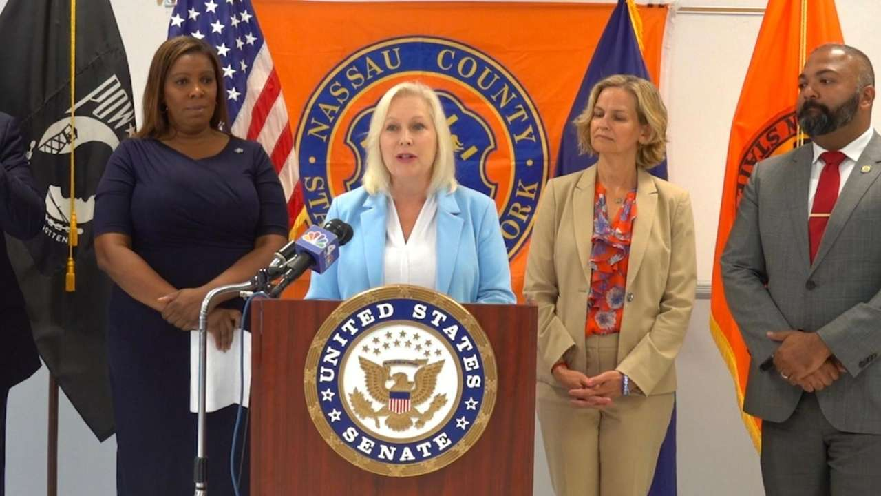 On Friday, New York State Attorney General Letitia