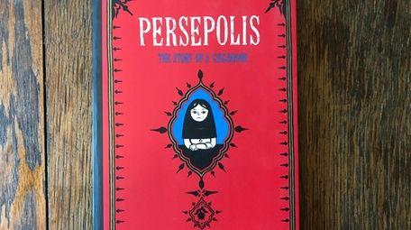 The book Persepolis.