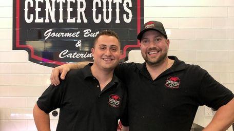 Owner Justin Aronoff and manager Brian Von Der