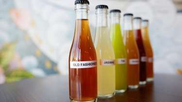 Bottled cocktails to-go were introduced during the pandemic