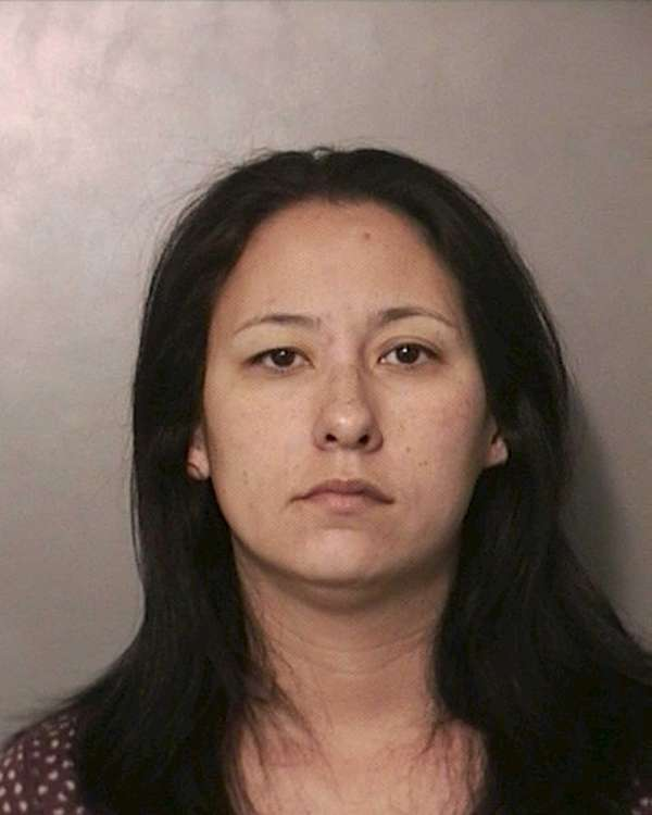 Janice Longona, 36, of Roosevelt, was arrested and