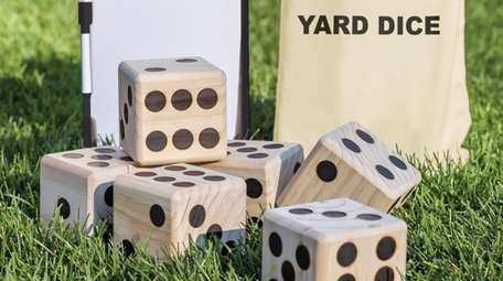 Home game; $29.99 by Beyond Outdoors at Target.