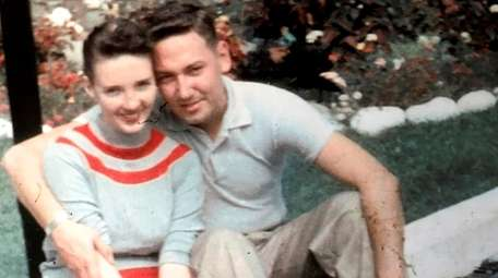 Marilyn and Ray Walther honeymooned in the Poconos