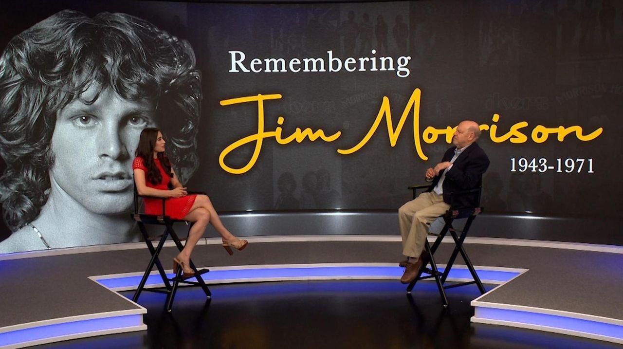 Jim Morrison of The Doors died 50 years