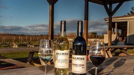 Palmer Vineyards in Riverhead.