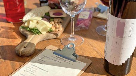 RG   NY vineyards in Riverhead is offering