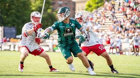 The Smithtown-raised Rob Pannell playing for Redwoods LC