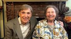 Herbert and Greta Roher of Port Jefferson Station