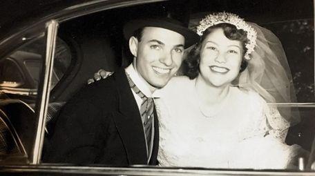 Herbert and Greta Roher were married on June
