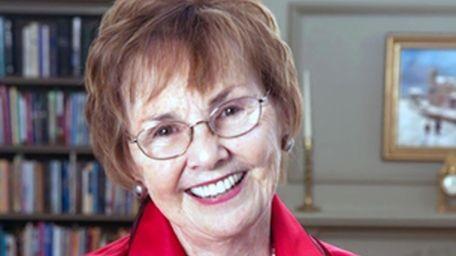 Patricia Reilly Giff, a longtime Elmont teacher who