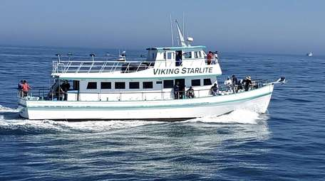 The Viking Starlite, acquired by the Viking Fleet