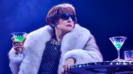 Patti LuPone stars as the much-married Joanne in